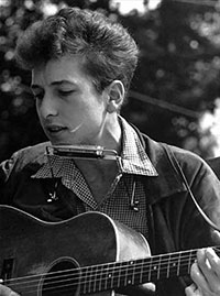 Bob Dylan, Nobel Laureate featured song writer