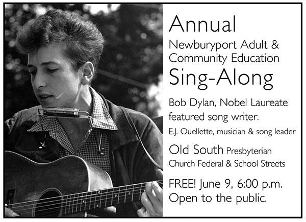Dylan Sing-Along