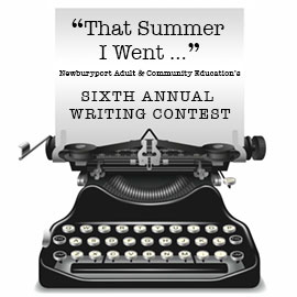 2017 Writing Contest